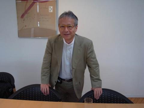 MITメディアラボ 石井 裕教授