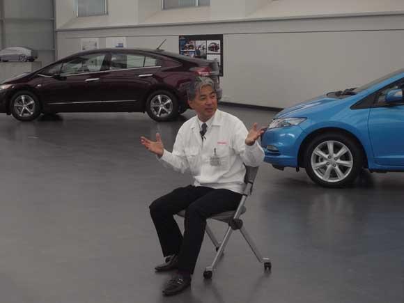 Honda 四輪デザイン取材会