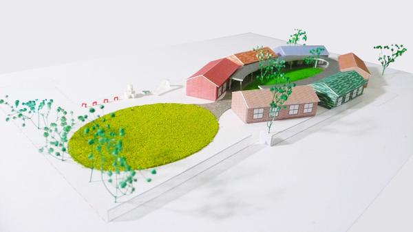 中国で活躍する日本人建築家「迫慶一郎」の幼稚園プロジェクト
