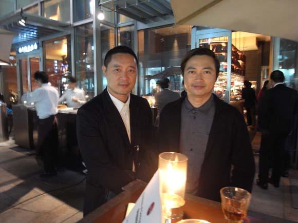 デザインタッチ カンファレンス「アジアのクリエイティブシティ 香港の取り組み」