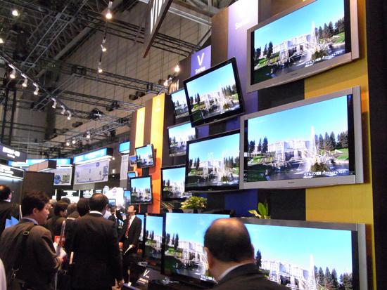 【開催終了】幕張メッセで開催中、CEATEC JAPAN 2009