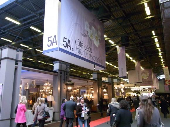 最新のインテリアトレンドが集う「メゾン・エ・オブジェ」がパリで開催中。2010年は1月26日まで。