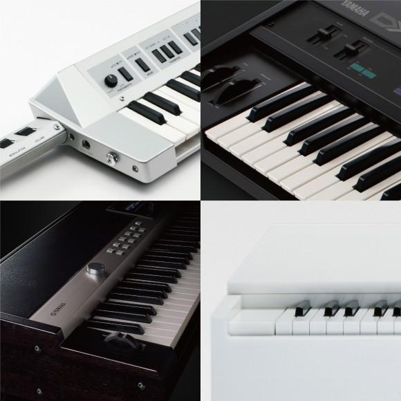 楽器に込められた思想と表現、「Yamaha Design MasterWorks 『先進』の系譜」展