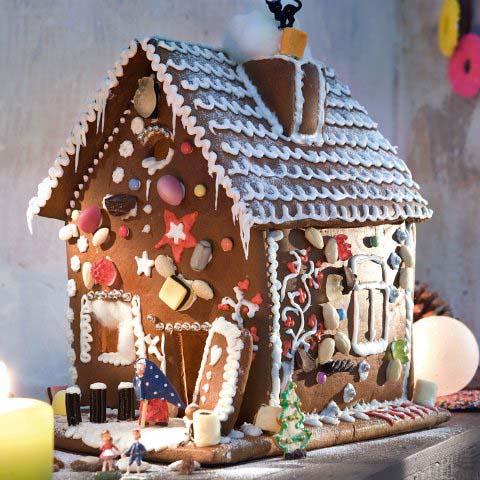 「レープクーヘンハウス」が社会を映す ドイツの伝統焼き菓子の建築コンテスト!?