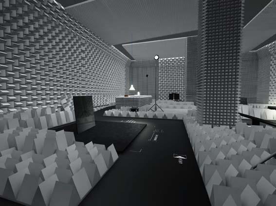 ソニー発 モノリシックデザインのアーキタイプがミラノサローネに登場