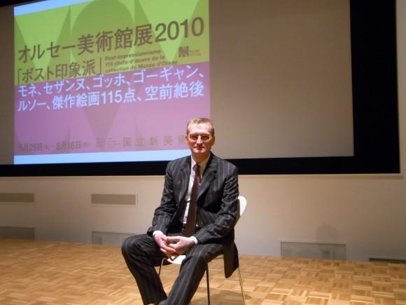 オルセー美術館展2010 「ポスト印象派」展 改装工事の最中、貴重なコレクションが日本へ