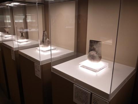 「ハンス・コパー展ーー20世紀陶芸の革新」パナソニック電工 汐留ミュージアムで開催中