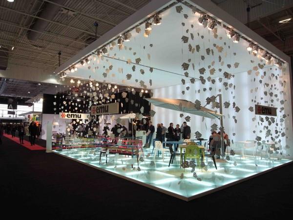 パリのノール見本市会場で、メゾン・エ・オブジェがスタートしました。