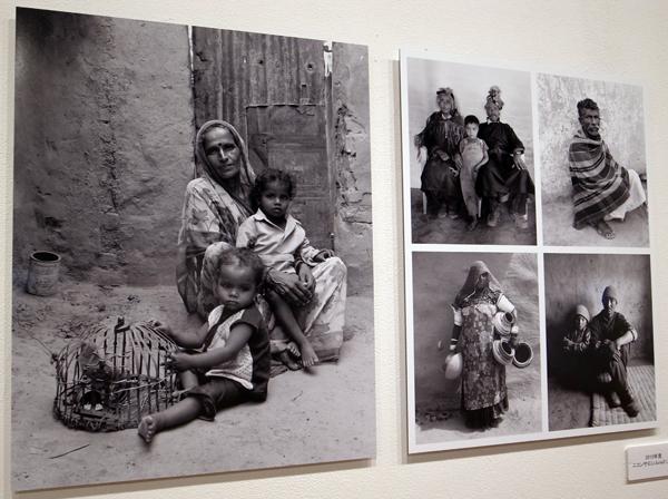 世界的写真家のセバスチャン・サルガドが講評 学生によるドキュメンタリー写真展「Lines of Sight」が開催