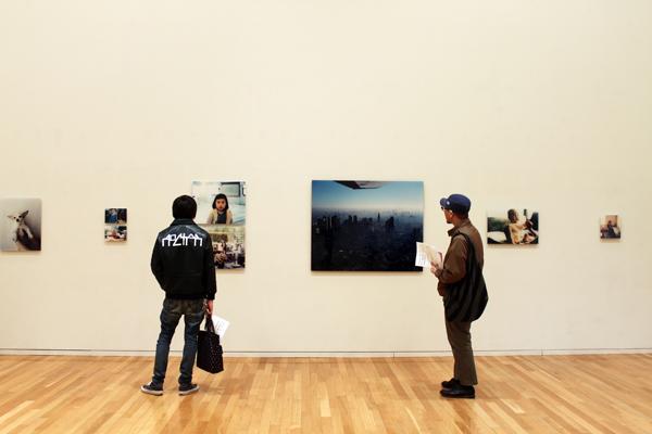 東京オペラシティ アートギャラリー「ホンマタカシ ニュー・ドキュメンタリー」展、レポート