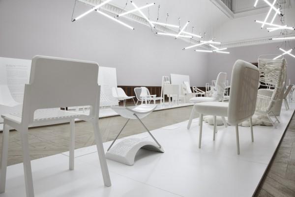 「WHITEOUT デンマーク木製家具職人展」が4月2日(土)から開催