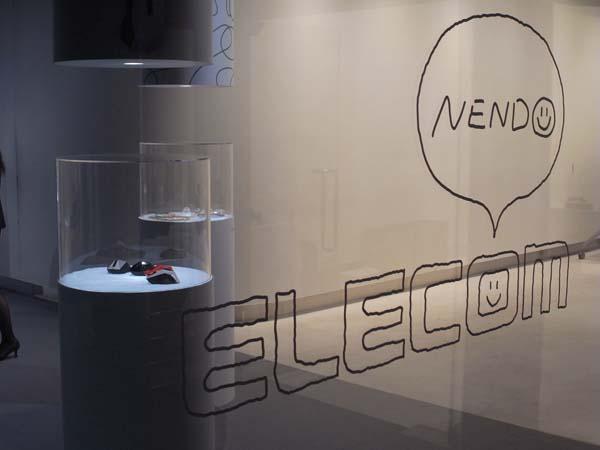 エレコムとnendoがコラボレーション デジタル周辺機器9製品が発表