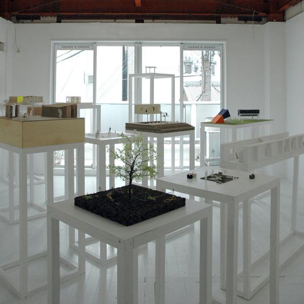 建築家から復興に向けての1つの提案、「SPACE OURSELVES 東京展」