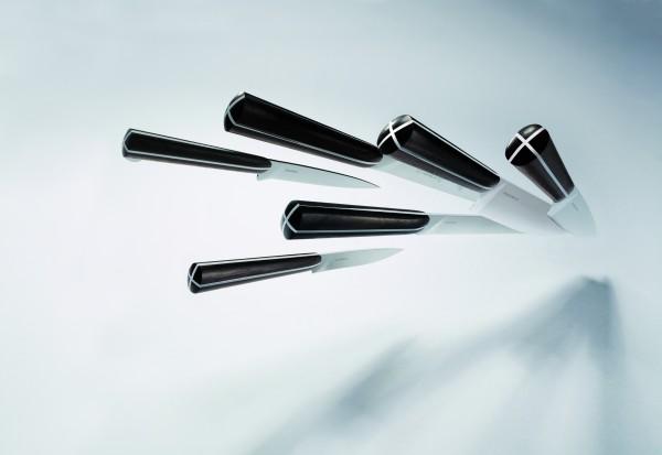 ガブリエレ・ペッツィーニが手がけた仏ピュイフォルカの新ナイフコレクション「Couteaux-Orfevre」