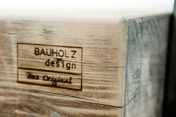 家具界のフライターグ!?廃材の可能性を最大限に引き出すドイツのバウホルツデザイン