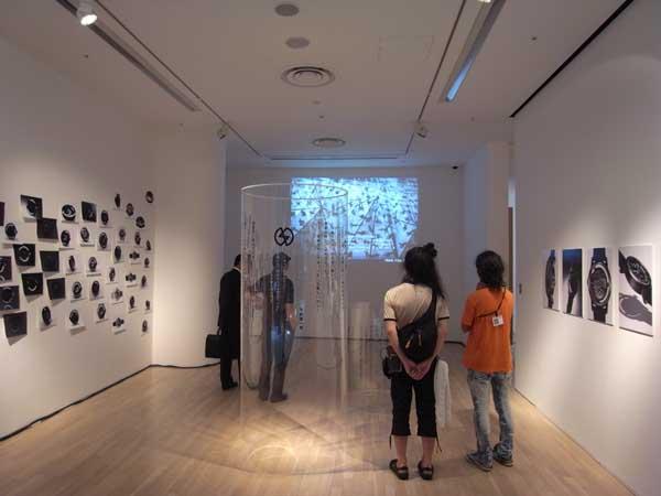 コンセプター、坂井直樹による「NS_CONCEPT展」が東京・表参道のGYREビルで開催中