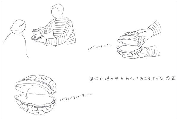 アーティスト鈴木康広によるワークショップ 「ひらめきを誘発するためのスケッチとパラパラマンガ powered…