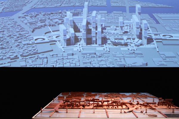 森美術館「メタボリズムの未来都市」展、レポート