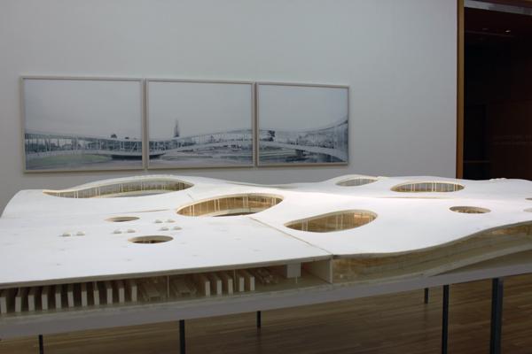 東京都現代美術館「東京アートミーティング [SANAA・MOT共同企画] 建築、アートがつくりだす新しい環境――…
