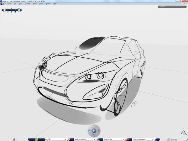 最新3Dデザインツールに触れられる ダッソー・システムズの「デザイナーズカフェ」が期間限定オープン