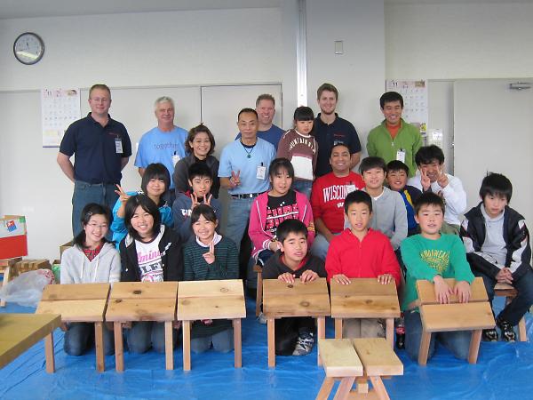 ハーマンミラーによる東日本大震災復興支援 「石巻復興プロジェクト」