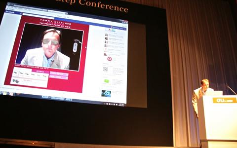 KDDIがAR(拡張現実)の新ブランド『SATCH』を発表 「AR First Step Conference 」