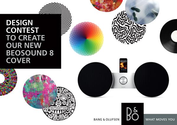 Bang & Olufsenによる「BeoSound 8」の デザインコンテストを開催