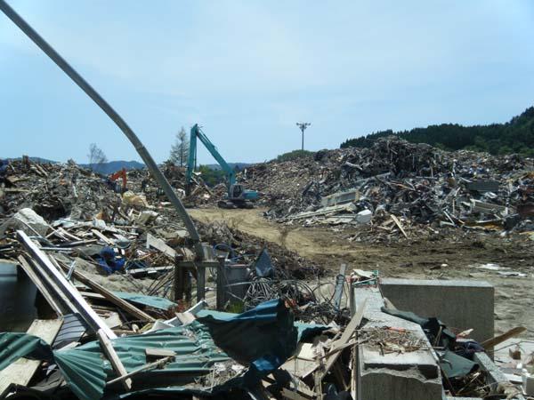 「震災」「放射能」に対して今私たちができること 産業廃棄物業者の目線で考える【前編】