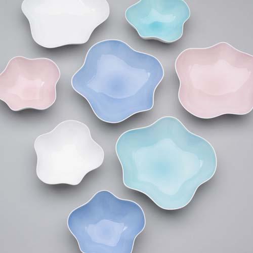 石川県の老舗陶磁器メーカー ニッコー 新作の「BODO COLLECTION(ボド・コレクション)」 オーガニックな…