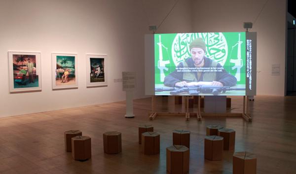 森美術館「アラブ・エクスプレス展:アラブ美術の今を知る」レポート