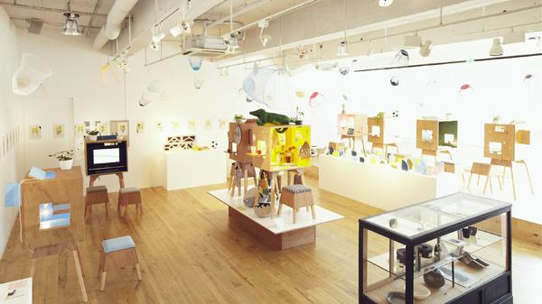 "CLASKA Gallery & Shop ""DO(ドー)""で開催 トラフ建築設計事務所による「トラフのコロ…"