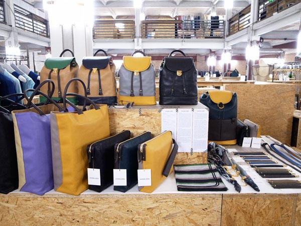 日本人デザイナーによるドイツブランド『GHONGJORD』が「ベルリンファッションウィーク」に出展