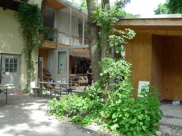 巨匠ディーター・ラムスも認める造形エンジニア シュテファン・ディーツがつくったツリーハウス