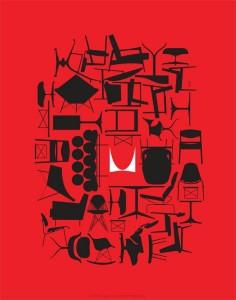 ハーマンミラーのポスター展「Then x Ten」東京・六本木 AXISギャラリーにて開催