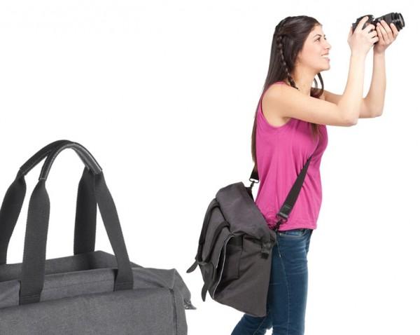 単なるカメラバッグにあらず「ナショナルジオグラフィック」ブランドの「Walkabout(ウォークアバウト)」…