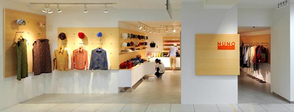 松屋銀座「NUNO WORKS」がリニューアル。インテリアデザインを担当したのは藤森泰司さん