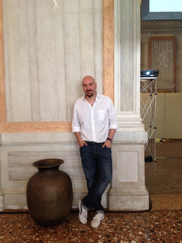 2012年に活躍したひとり ヴェネチアの新星プロダクトデザイナー「ルカ・ニケット」