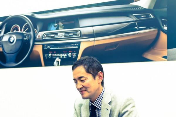 第3回 BMW デザイン部門 エクステリア・クリエイティブディレクター 永島譲二氏インタビュー