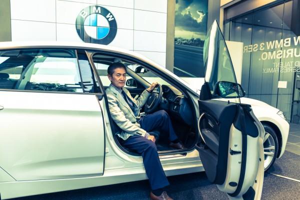 第1回 BMW デザイン部門 エクステリア・クリエイティブディレクター 永島譲二氏インタビュー