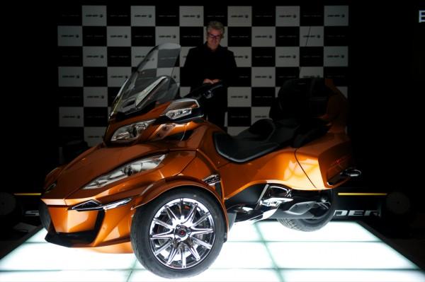 【インタビュー】三輪モーターサイクルの雄 「日本市場に参入した理由」
