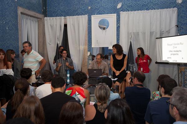 第3回リスボン建築トリエンナーレがポルトガルにて開催中