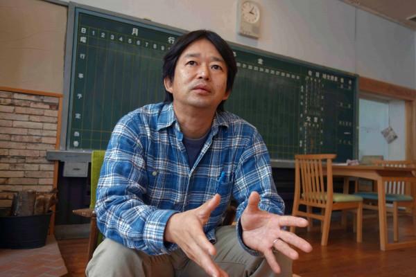 「西粟倉・森の学校」ーーLIVING & DESIGN 2013 出展に向けて