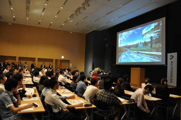 Autodesk Automotive Innovation Forum Japan レポート 前編「次なるカーデザインとは」