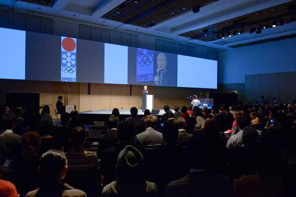 東京デザイン2020  オープンセッション Vol.02が開催