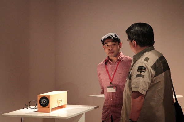 「Sound craft 千万音(ちまね)」ーー御田町スタイル SHOWCASE2013より