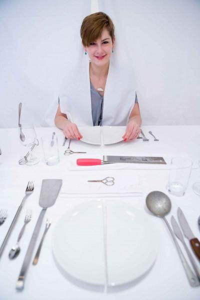 「食の体験」を創り出すデザイナー マライエ・フォーゲルサング氏を招いてトークショーを開催