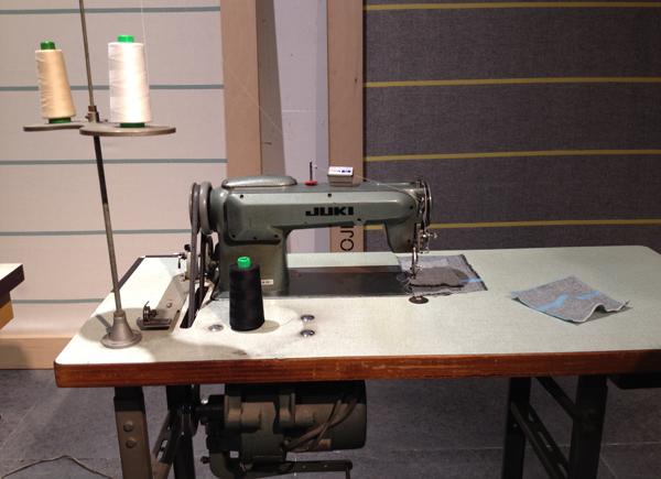 世界一'かっこいい'テキスタイル屋さんを目指す「ieno textile」オープン