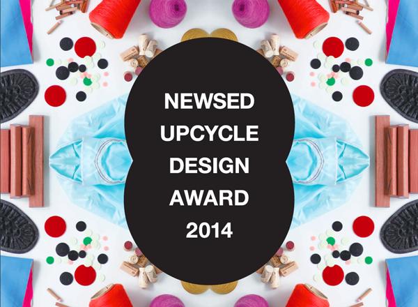 「NEWSED UPCYCLE DESIGN AWARD 2014」の作品募集は8月25日まで