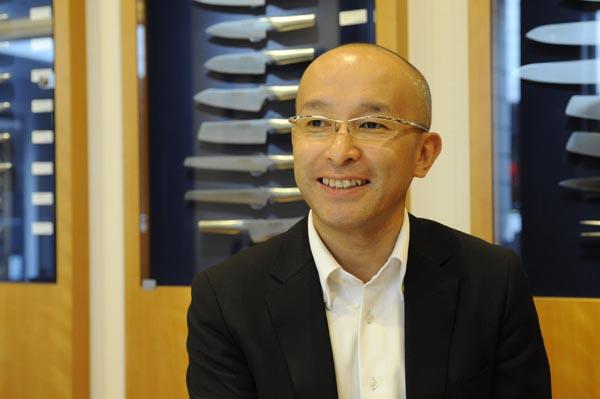 「ヨシキン 世界から注目される日本発の包丁 グローバル」 ーーAXISビル ショップインタビュー