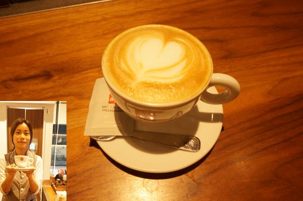 ナレッジキャピタル内の喫茶店研究所?「CAFE Lab.」をレポート